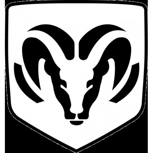 500x500 Dodge Ram Emblem