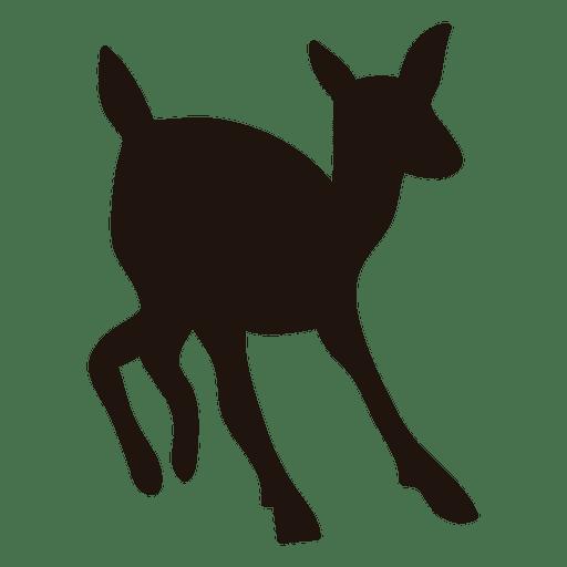512x512 Deer Silhouette 55