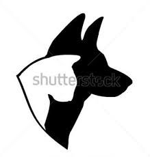 219x230 Dog Cat Silhouette Stock Vectors Amp Vector Clip Art Shutterstock