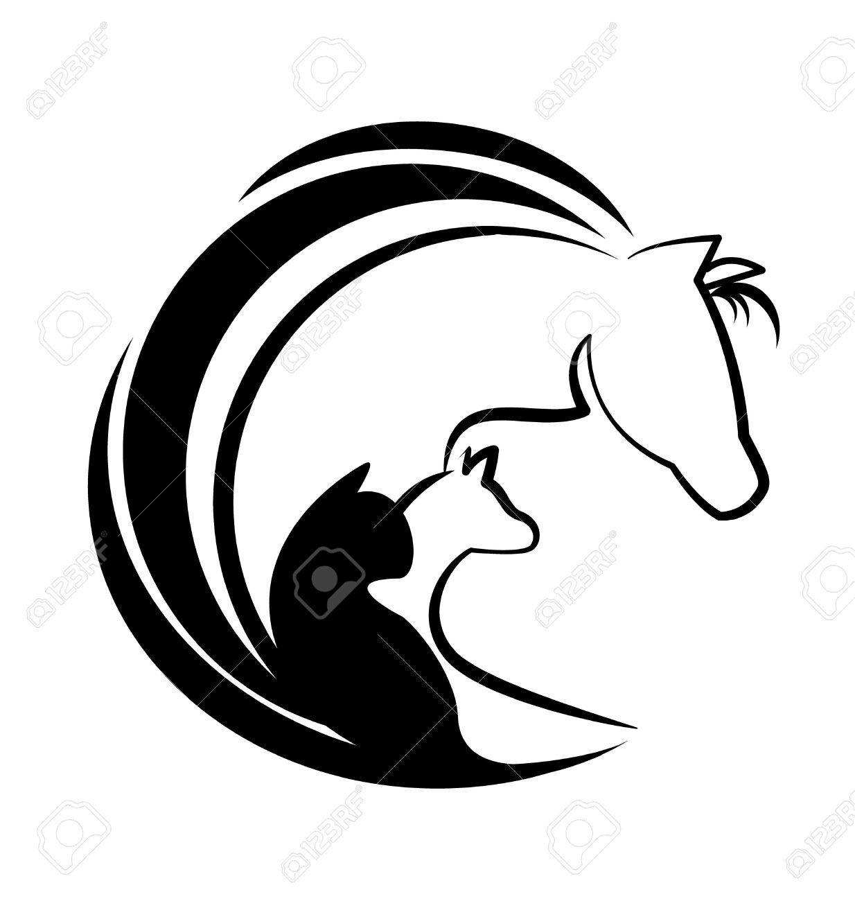1234x1300 Dog Horse Clipart