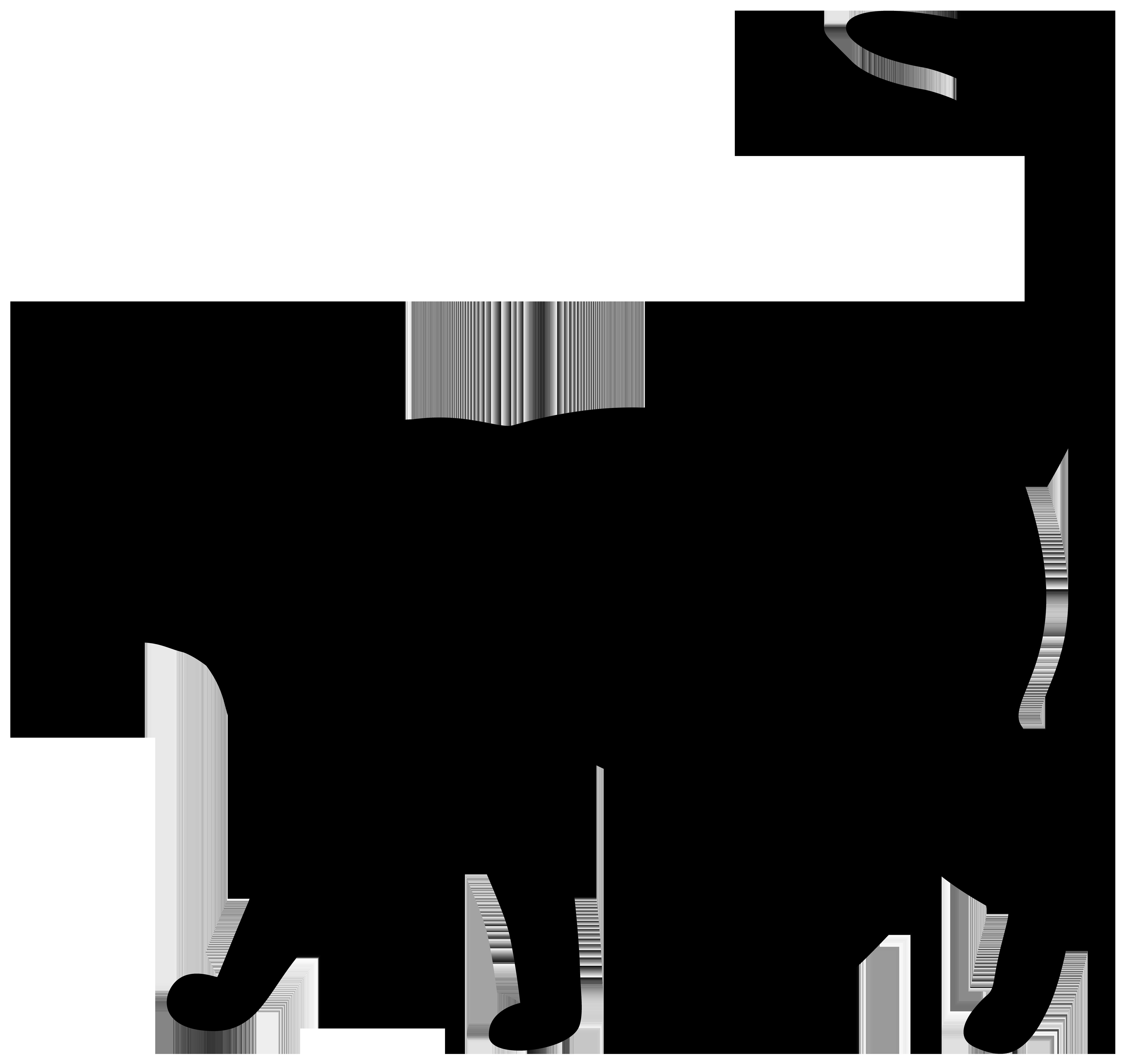 8000x7522 Cat Silhouette Png Transparent Clip Art Imageu200b Gallery