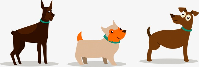 650x221 Puppy Silhouette, Cartoon, Puppy, Dogs Png And Vector For Free