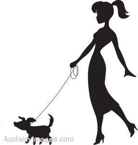 286x300 Victorian silhouette clip art Women Silhouettes Clip Art