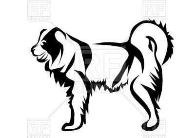 400x283 Caucasian Shepherd Dog