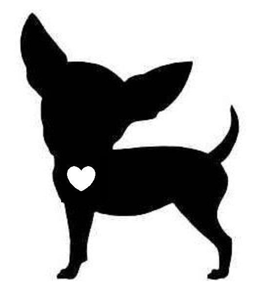 Dog Clipart Silhouette