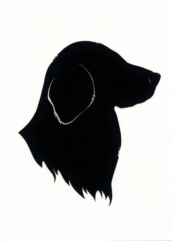 1071x1500 Silueta Cabeza De Perro Silhouette Silhouettes