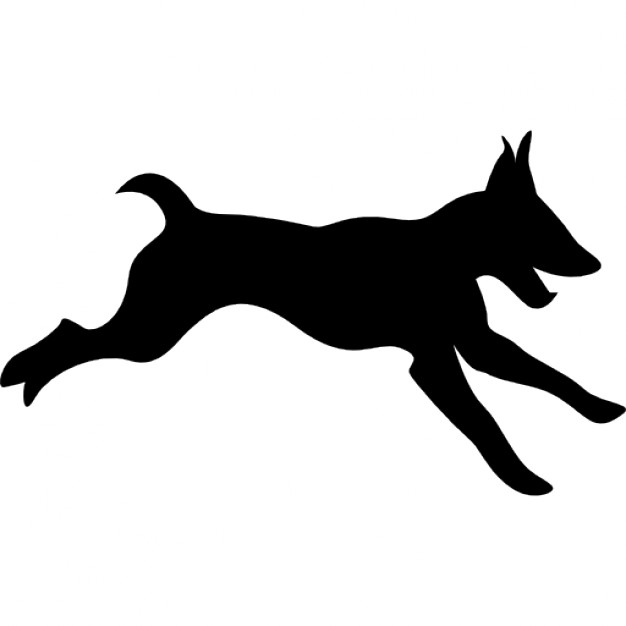 626x626 Dog Shape Icons Free Download