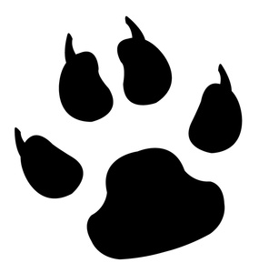 285x300 Free Paw Clipart Image 0521 1010 0719 5512 Dog Clipart
