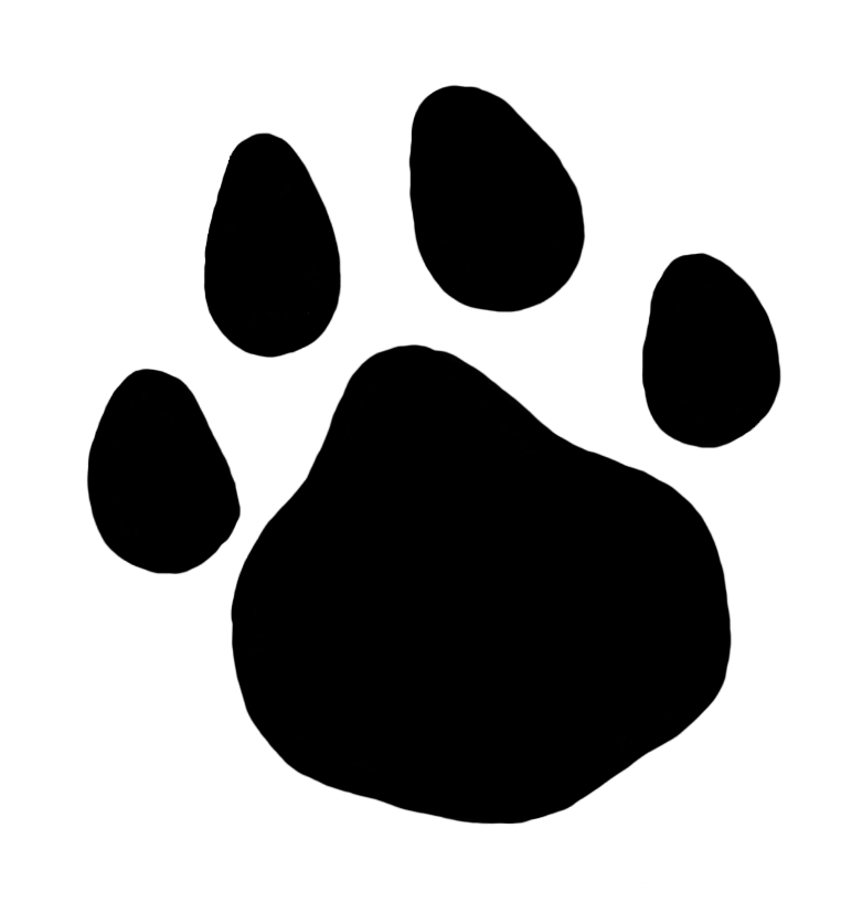 dog paw silhouette at getdrawings com free for personal use dog rh getdrawings com dog paw clipart images dog paw clipart png
