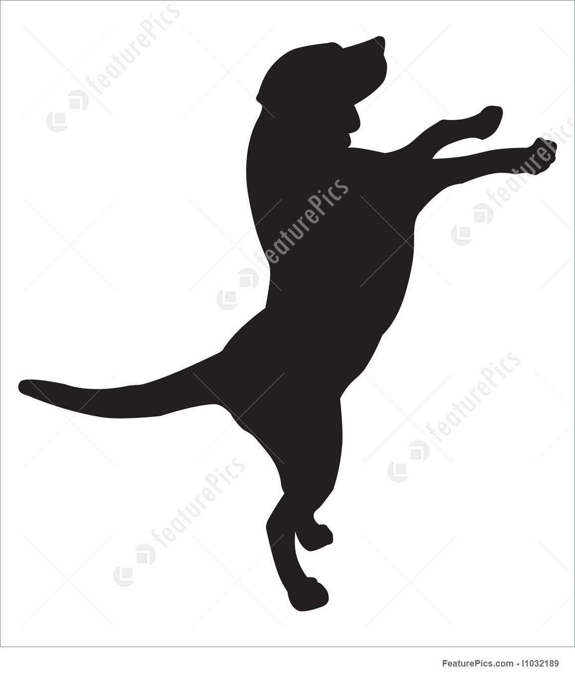 1155x1360 Illustration Of Dog Silhouette