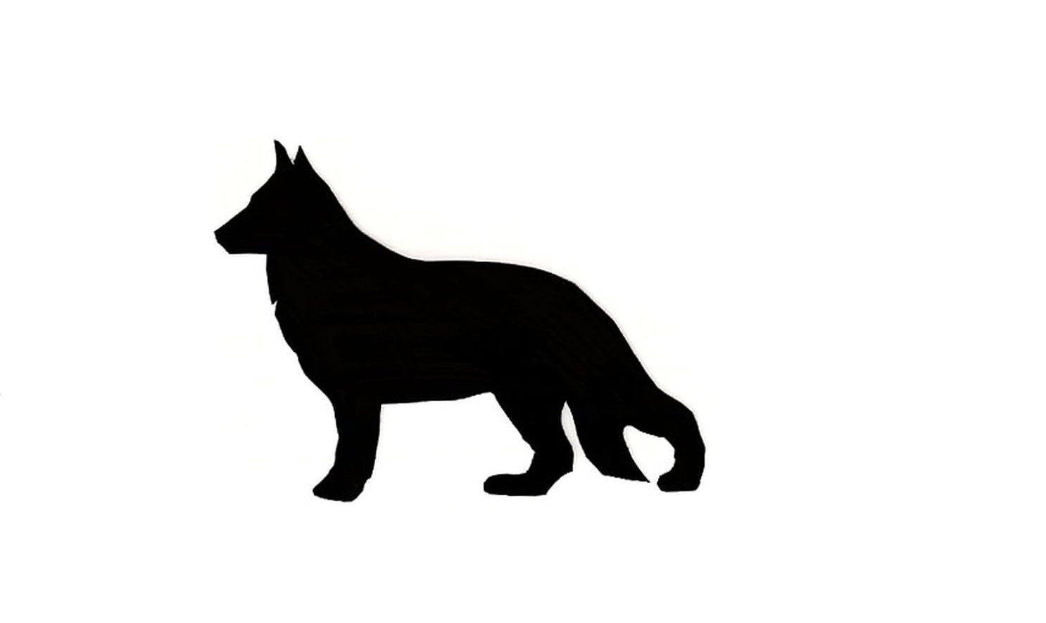 1486x885 Can You Identify The Dog Breed By Its Silhouette Playbuzz