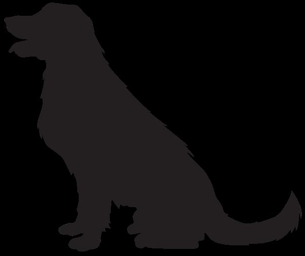 600x503 Dog Silhouette Png Transparent Clip Art Image Pet For Friend