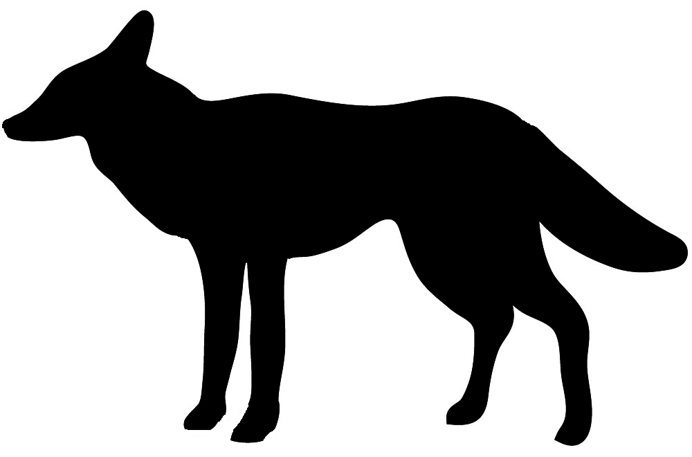 1000x660 Animal Silhouette, Silhouette Clip Art
