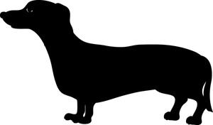 300x176 Free Dachshund Clipart Image 0515 1004 2704 1621 Dog Clipart