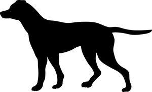 300x181 Dog Silhouettes Free