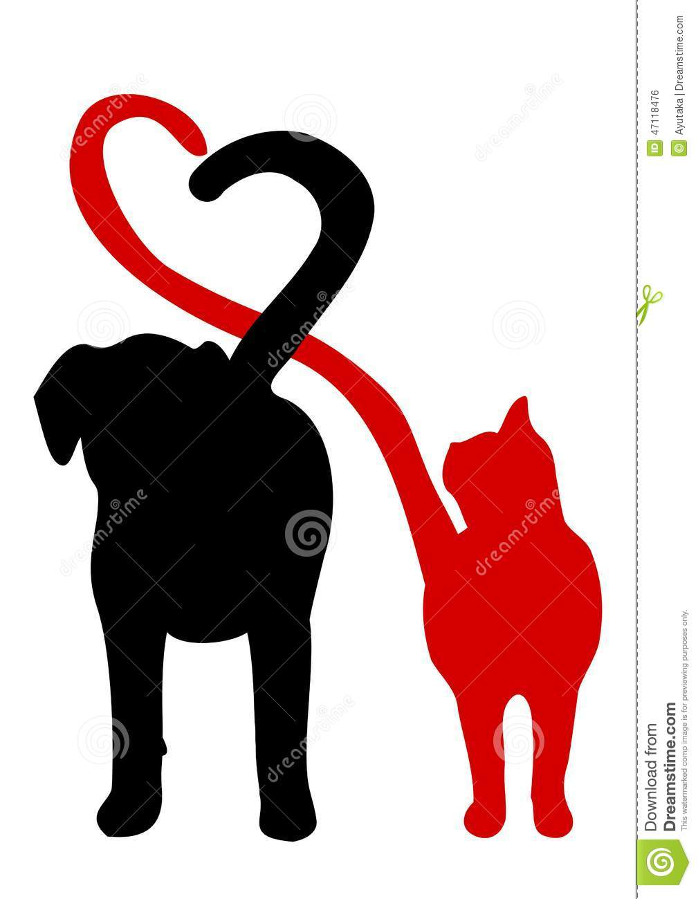 1009x1300 Cat And Dog Silhouette Clip Art Dog And Cat Silhouette Clip Art