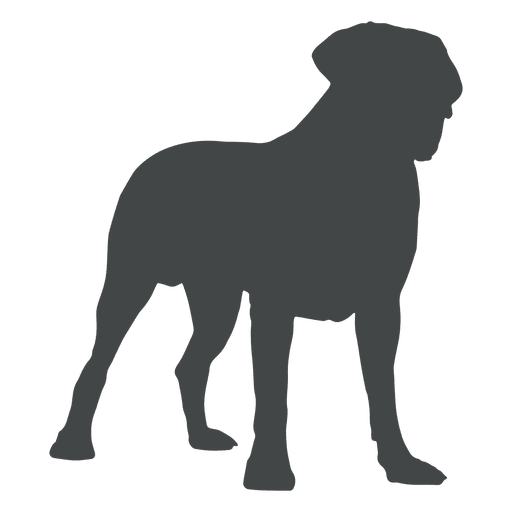 512x512 Classic Dog Silhouette