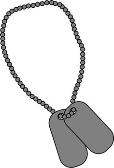 236x347 Army Dog Tags Army Dogs, Silhouette Design And Army