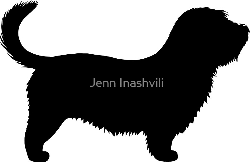 800x519 Glen Of Imaal Terrier Silhouette(S)