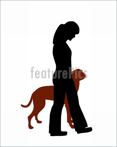 400x500 Pets Dog Training (Obedience) Command Heel