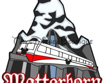 340x270 Disneyland Monorail Etsy