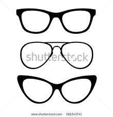 220x229 Silhouette Glasses