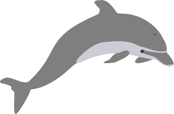 dolphin silhouette clip art at getdrawings com free for personal rh getdrawings com free dolphin clipart images free dolphin clipart black and white