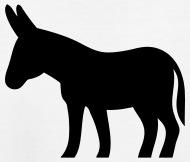 190x162 Donkey Silhouette By Azza1070 Spreadshirt