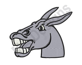 340x270 Donkey Head Etsy
