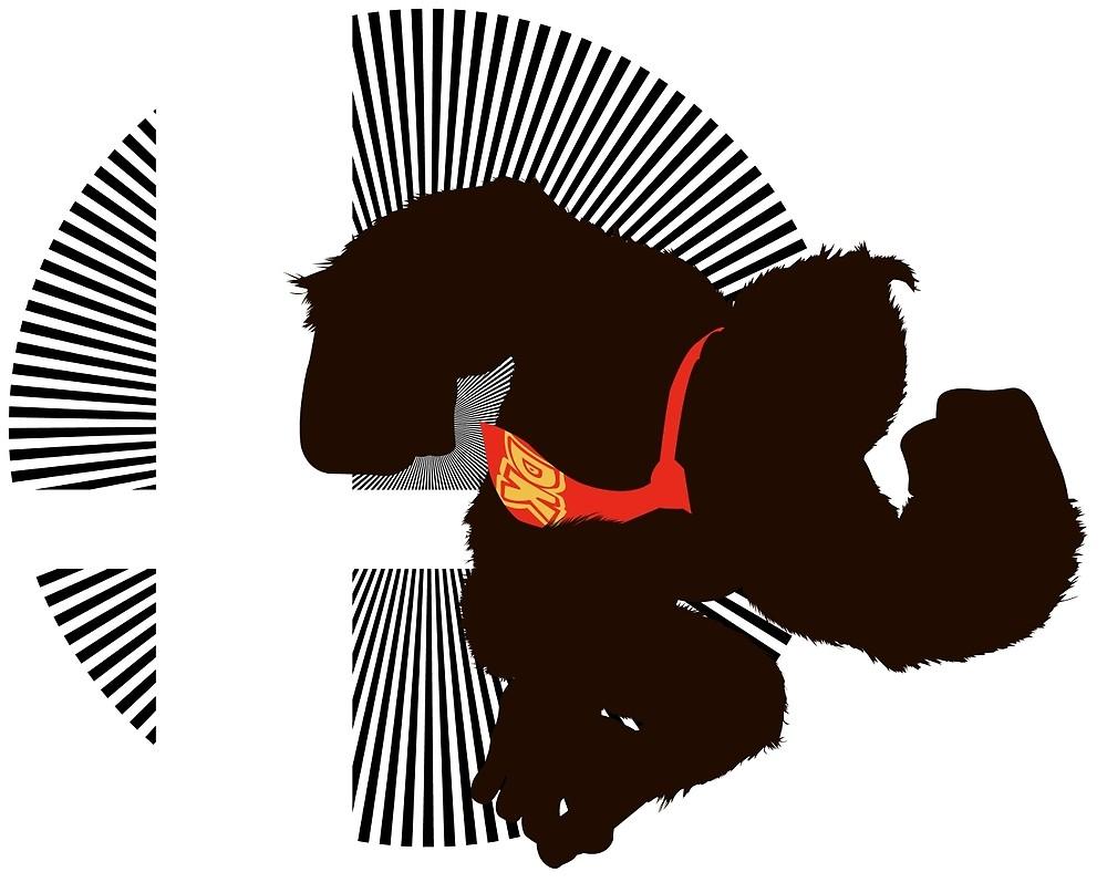 1000x807 Donkey Kong