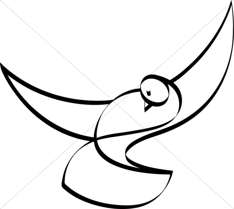 dove silhouette clip art at getdrawings com free for personal use rh getdrawings com clip art doves of the spirit clip art doves border