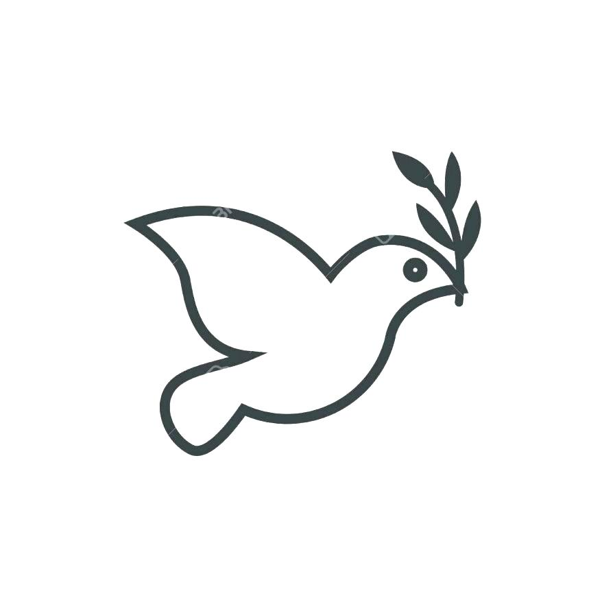Dove Silhouette Outline at GetDrawings com | Free for