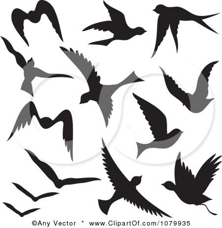 450x462 Bird Tattoo Clip Art