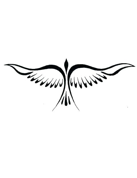480x622 Dove Outlines Outline Images Of Birds Dove Tattoo Stencils Dove