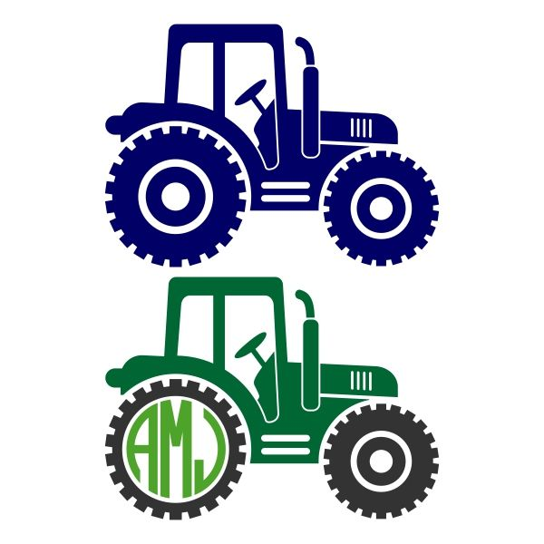 600x600 Tractor Pack Cuttable Design Diy Shirt Tractor