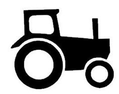 236x187 Tractor Silhouette Clipart Free Clip Art Images Freezer Paper