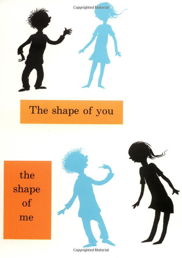 600x851 And Early Board Books The Shape Of Me And Other Stuff By Dr. Seuss New