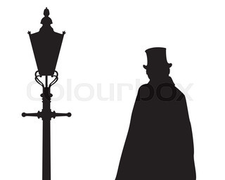 Dracula Silhouette