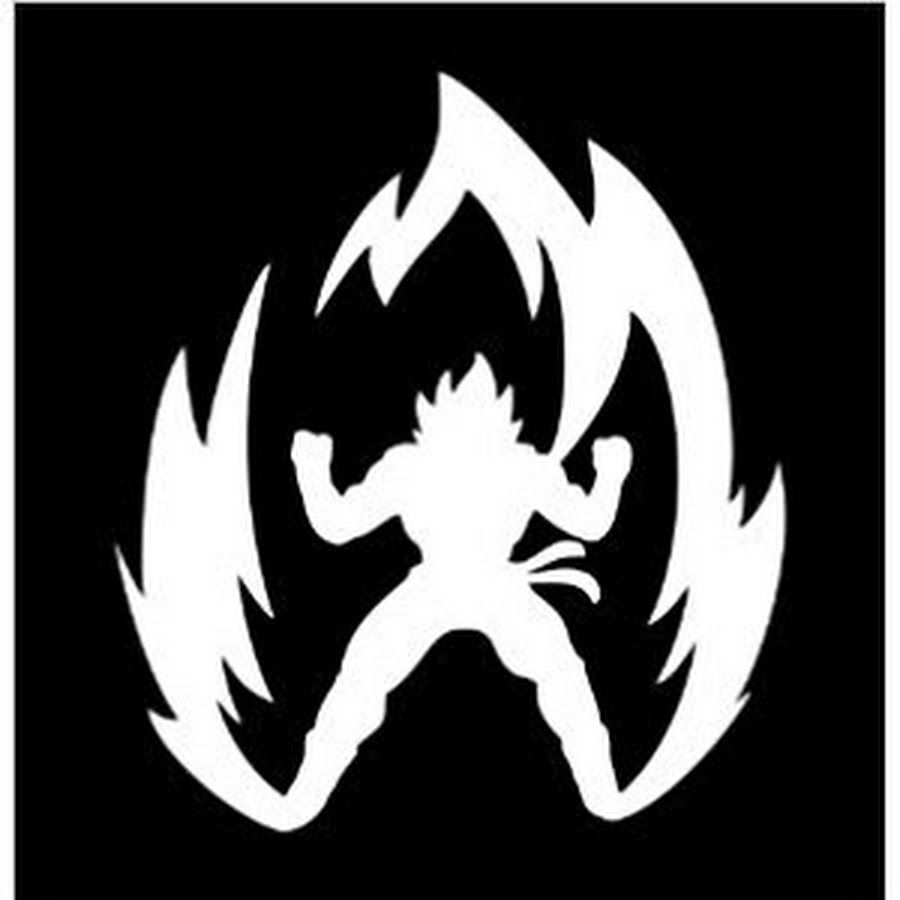 900x900 Image Result For Dragon Ball Z Silhouette Images Dragon Ball Z