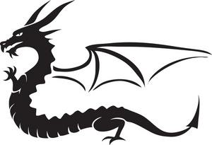 300x205 Free Free Dragon Clip Art Image 0071 0907 1819 1160 Animal Clipart