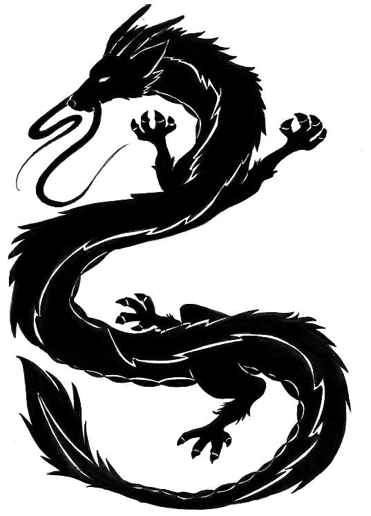 537x747 Spirited Away Haku Dragon Tattoo. He's Going On My Left Shoulder