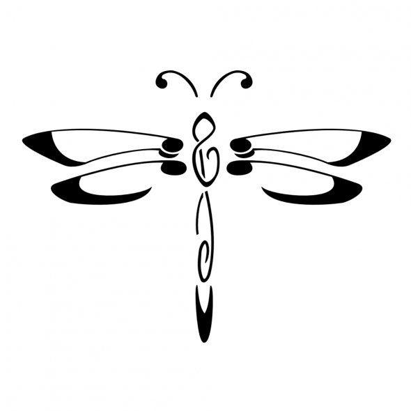 590x590 Pin By Heather Tate On Brianna Dragonflies, Tattoo