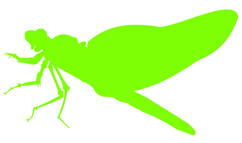 829x492 Dragonfly Silhouette Clipart