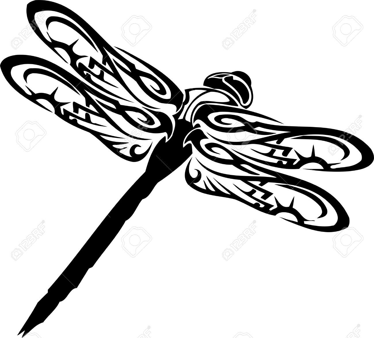 1300x1175 Dragonfly Cliparts, Stock Vector And Royalty Free Dragonfly