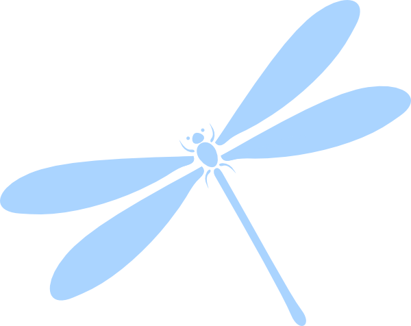 600x476 Dragonfly Clipart Flight Silhouette