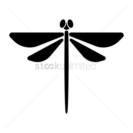 450x450 Free Dragonfly Stock Vectors Stockunlimited