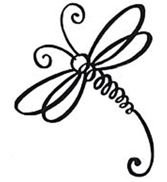 562x610 Pin By Blessed Be On Dragon Fly Dragonflies, Tattoo