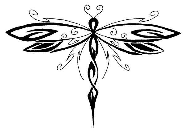 600x428 Celtc Dragon Fly Tattoo Tattoo Fantasy Men Using The Celtic