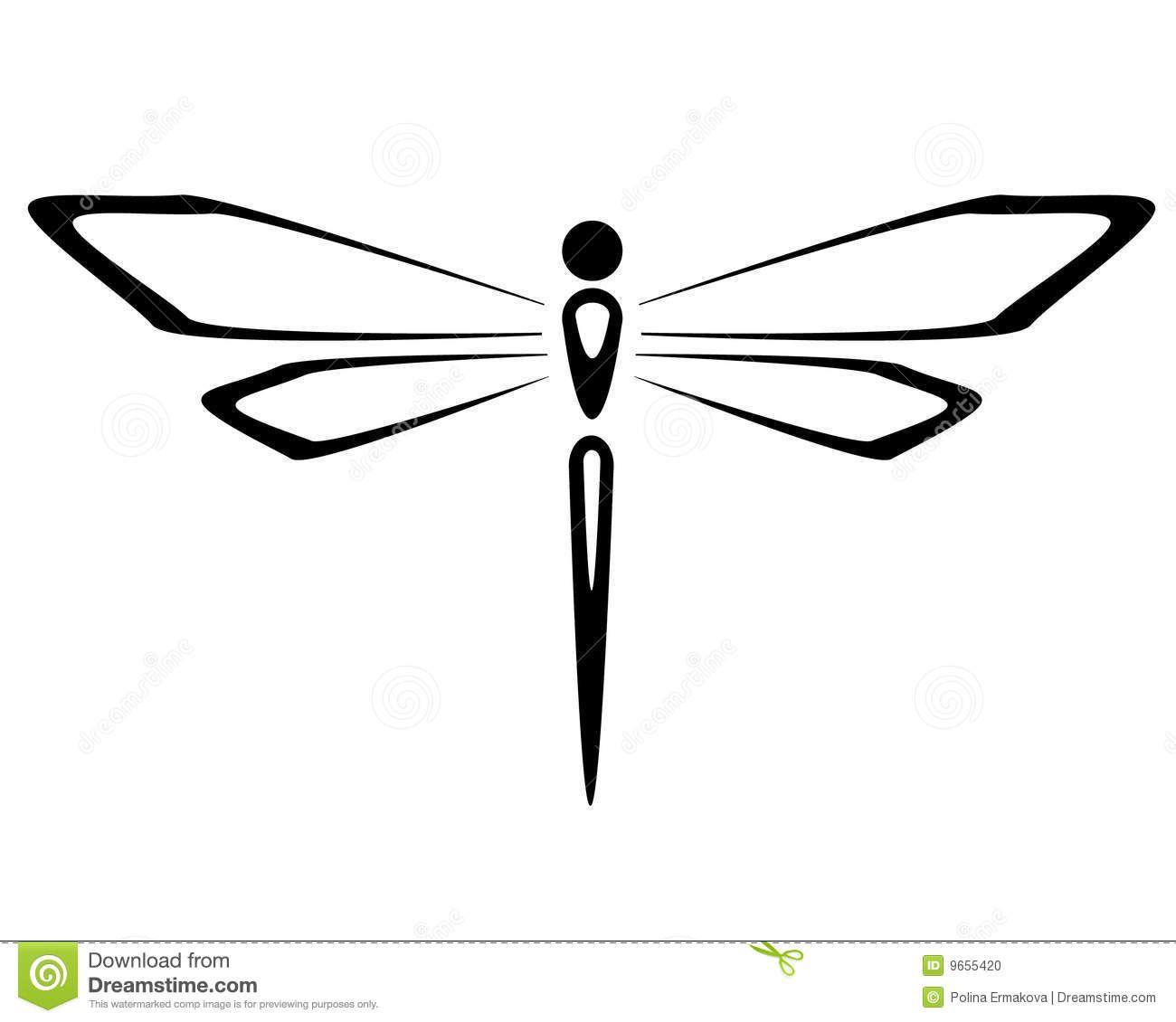 1300x1130 Dragonfly 9655420.jpg Pixels Tattoo