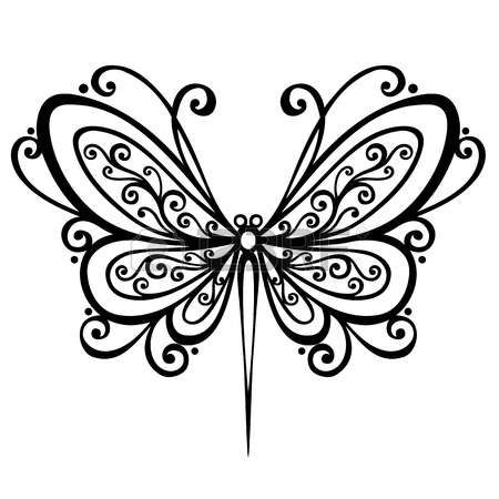 450x450 Dragonfly Vector Beautiful Dragonfly, Exotic Insect Patterned